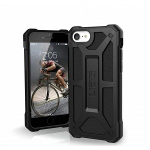 Etui ( UAG ) Urban Armor Gear Monarch do Apple iPhone 7 / 8 / SE 2020 - Czarny