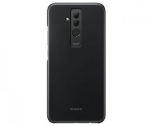 Oryginalne Etui Pecki Magic Back Case do Huawei Mate 20 Lite - Czarne