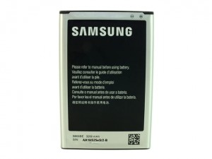 Bateria Samsung EB-B800BE 3200mAh do Galaxy Note 3 - bulk