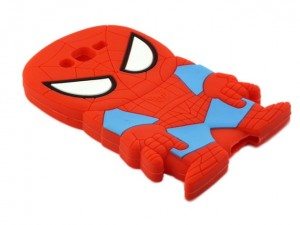 Etui Obudowa Guma 3D Case Spiderman do Samsung Galaxy Grand Prime