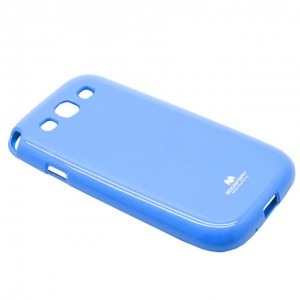 Etui Mercury JELLY Case do Samsung Galaxy S3 - Jasno-Niebieske