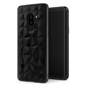 Etui Obudowa Jelly Prism Case do Samsung Galaxy S9 Plus - Czarne
