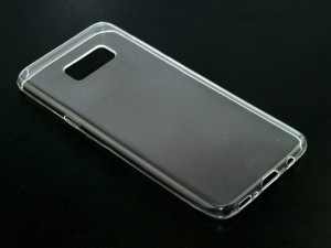 Etui Obudowa Guma Slim Case do Samsung Galaxy S8 + (plus) - Transparentne