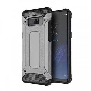 Pancerne Etui Armor Case do Samsung Galaxy Note 8 - Szary