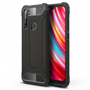 Pancerne Etui Armor Case do Xiaomi Redmi Note 8 - Czarne