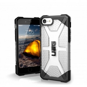 Etui ( UAG ) Urban Armor Gear Plasma do Apple iPhone 7 / 8 / SE 2020 - Przeźroczyste