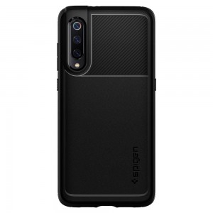 Etui SPIGEN Rugged Armor do Xiaomi Mi 9 - czarne