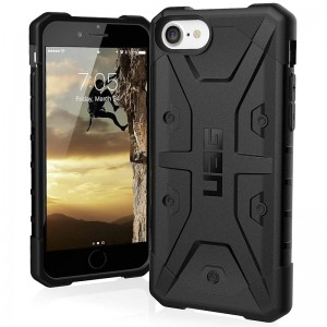 Etui ( UAG ) Urban Armor Gear Pathfinder do Apple iPhone 7 / 8 / SE 2020 - Czarny