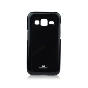 Etui Mercury JELLY Case do Samsung Galaxy Core Prime - Czarne