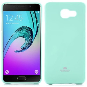 Etui Nakładka Mercury Goospery JELLY Case do Samsung Galaxy A5 2016 - Miętowe