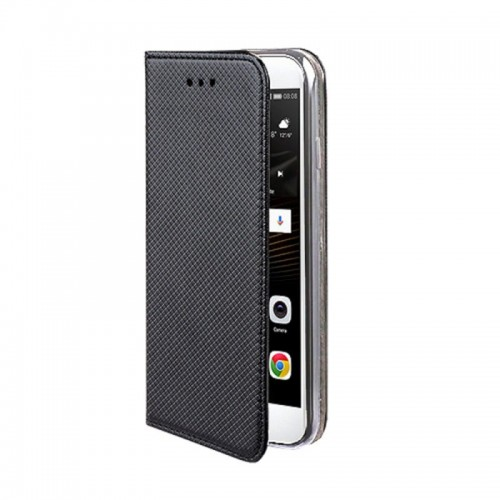 Etui Pokrowiec Smart Book Case do LG K9 - Czarne